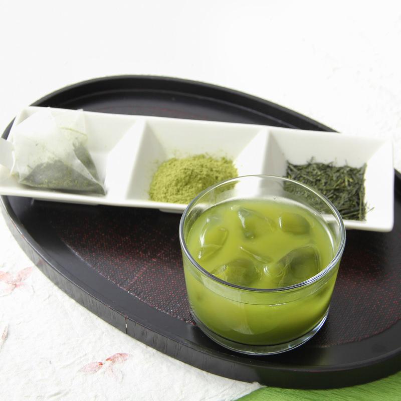 お茶の美味しい季節です!ホットやアイスで飲みくらべはいかがですか?
