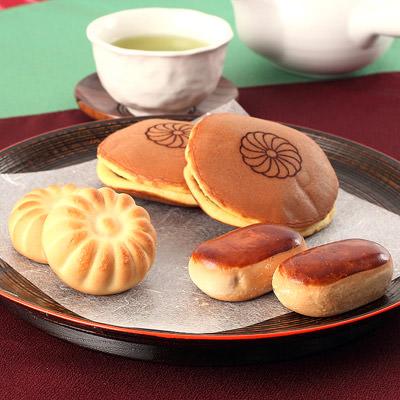 チョコレートもいいけど、やっぱり和菓子も大好き!大和の伝承の味詰合せ