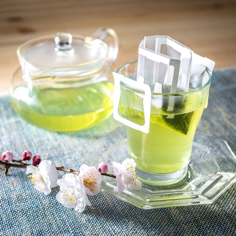 香り豊かな緑茶セット