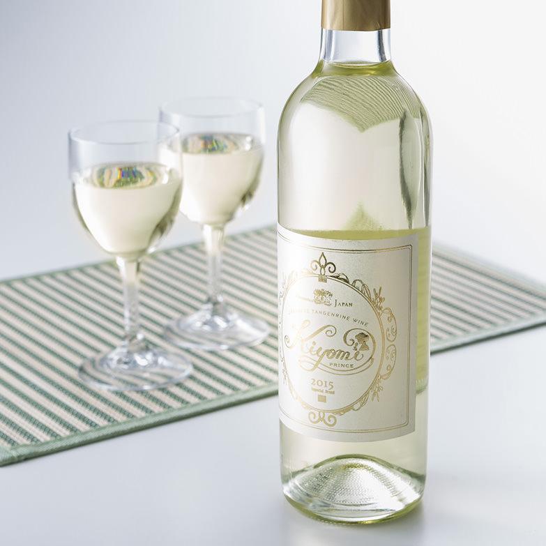 みかんワイン!?美味です