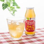 りんごジュースセット 丸末農業生産株式会社 青森県 馬場のぼる氏の11ぴきのねこラベル。各種りんごのオリジナルブレンドジュース。