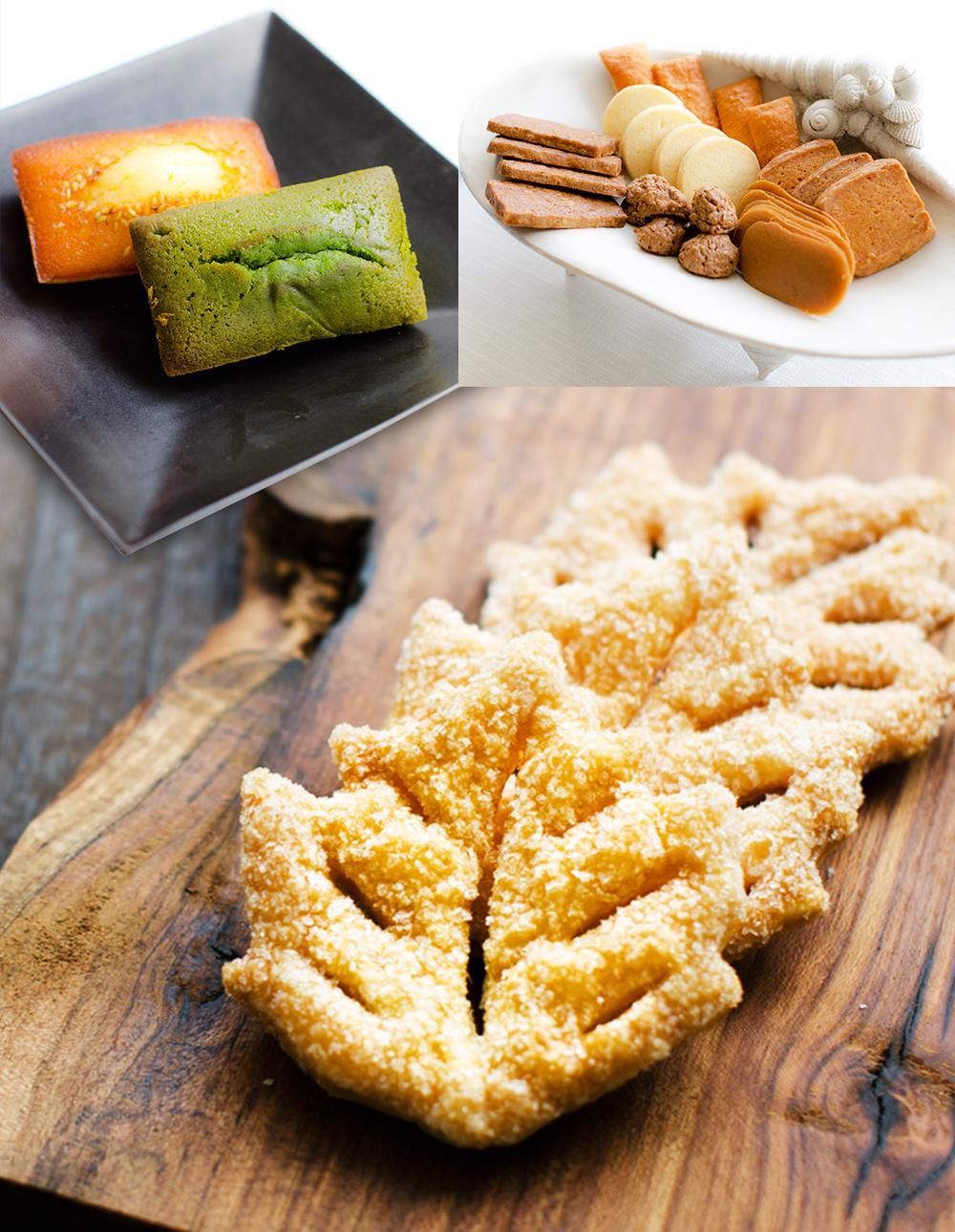 チャヤの焼き菓子