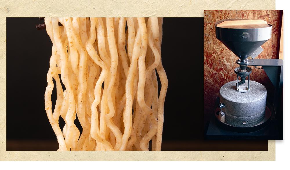 富良野産小麦の味を追求した自家製