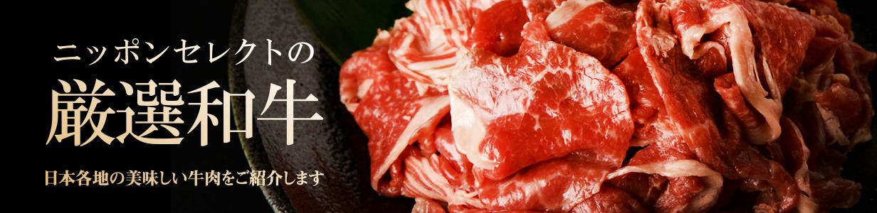 ニッポンセレクトの牛肉